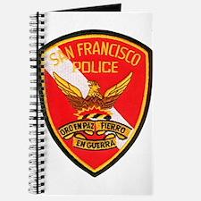 San Francisco Police Dive Tea Journal