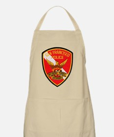 San Francisco Police Dive Tea Apron