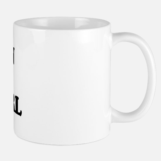 Gillian Is My Homegirl Mug