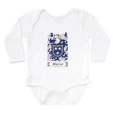 Murray Long Sleeve Infant Bodysuit