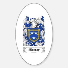 Murray Sticker (Oval)