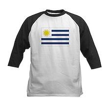 Uruguay Flag Tee
