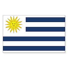 Uruguay Flag Decal
