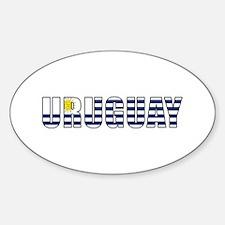 Uruguay Decal