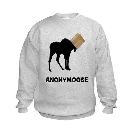 Anonymoose Kids Sweatshirt