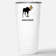 Anonymoose Stainless Steel Travel Mug