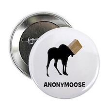 "Anonymoose 2.25"" Button"