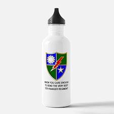 Ranger Fedex Sports Water Bottle
