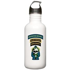 Private Security Contractor Water Bottle