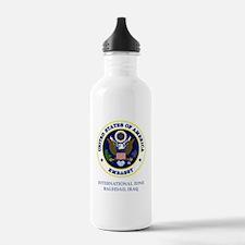 US Embassy - Baghdad Water Bottle