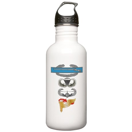 Tower of Power Stainless Water Bottle 1.0L