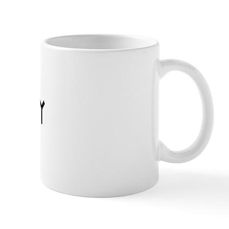 I Love Pappy Mug