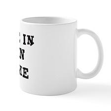 Someone in Bahrain Coffee Mug