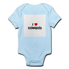 I * Oswaldo Infant Creeper