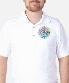 LGBTQIA Lotus T-Shirt