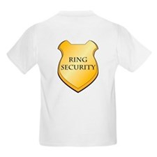 Ring Security, T-Shirt
