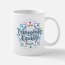 Transgender Lotus Mug