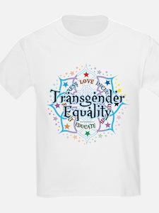 Transgender Lotus T-Shirt