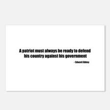 Defend Quote Postcards (Package of 8)