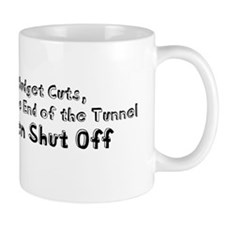 Due to Budget Cuts... Mug