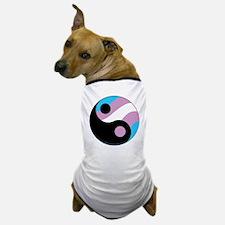 Transgender Ying Yang Dog T-Shirt
