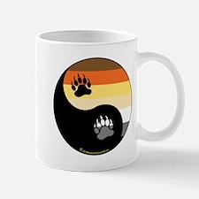 Bear Pride Ying Yang Mug