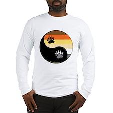 Bear Pride Ying Yang Long Sleeve T-Shirt