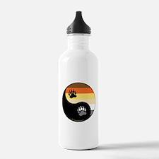 Bear Pride Ying Yang Water Bottle