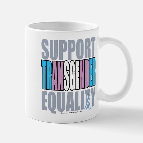 Support Transgender Equality Mug