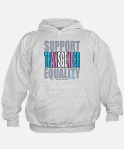 Support Transgender Equality Hoodie