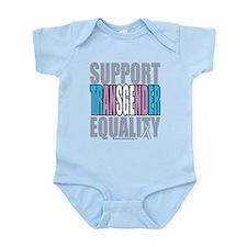 Support Transgender Equality Infant Bodysuit