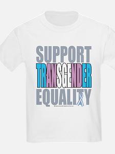Support Transgender Equality T-Shirt