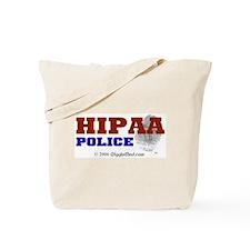 HIPAA Police Tote Bag