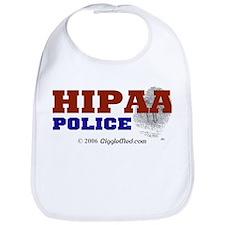 HIPAA Police Bib