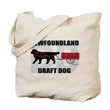 Draft Dog (DD) Tote Bag