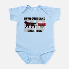 Draft Dog (DD) Infant Bodysuit