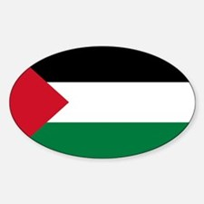 Palestinian Flag Decal