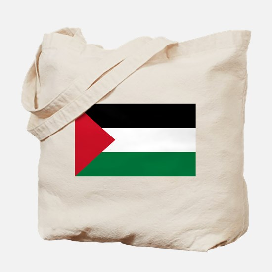 Palestinian Flag Tote Bag