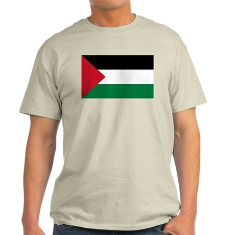Palestinian Flag Light T-Shirt