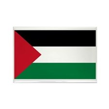 Palestinian Flag Rectangle Magnet
