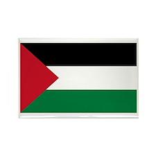 Palestinian Flag Rectangle Magnet