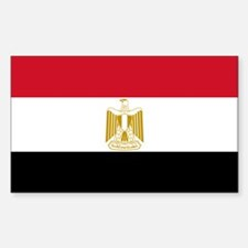 Egyptian Flag Decal