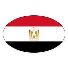 Egyptian Flag Decal