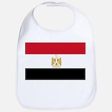 Egyptian Flag Bib