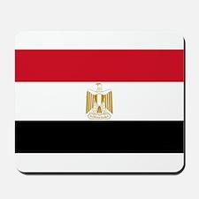 Egyptian Flag Mousepad
