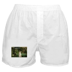 Berthe Morisot Art Quote Boxer Shorts