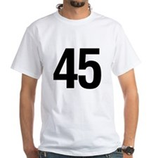 Number 45 Helvetica Shirt