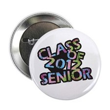 "Class of 2012 Senior 2.25"" Button"