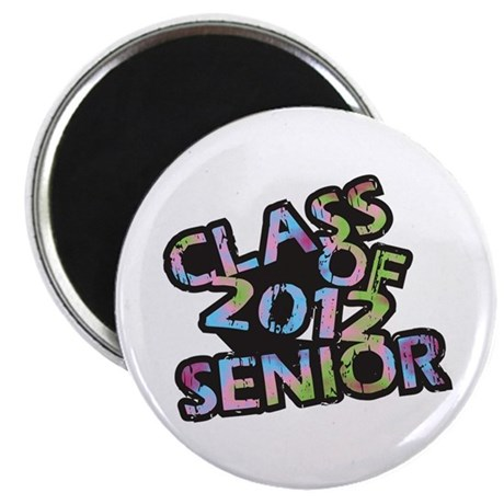 "Class of 2012 Senior 2.25"" Magnet (10 pack)"