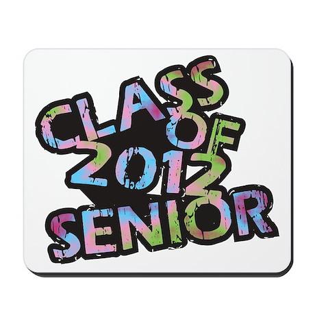 Class of 2012 Senior Mousepad